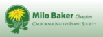 California Native Plant Society, Milo Baker Chapter