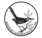 Madrone Audubon